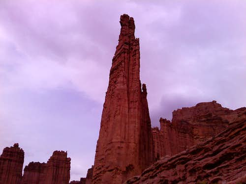 The Mighty Fisher Towers