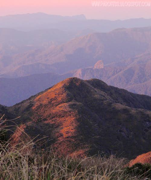Alto dos Ivos Peak