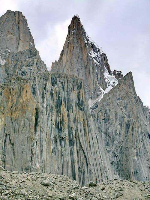 Uli Biaho Tower, Karakoram, Pakistan