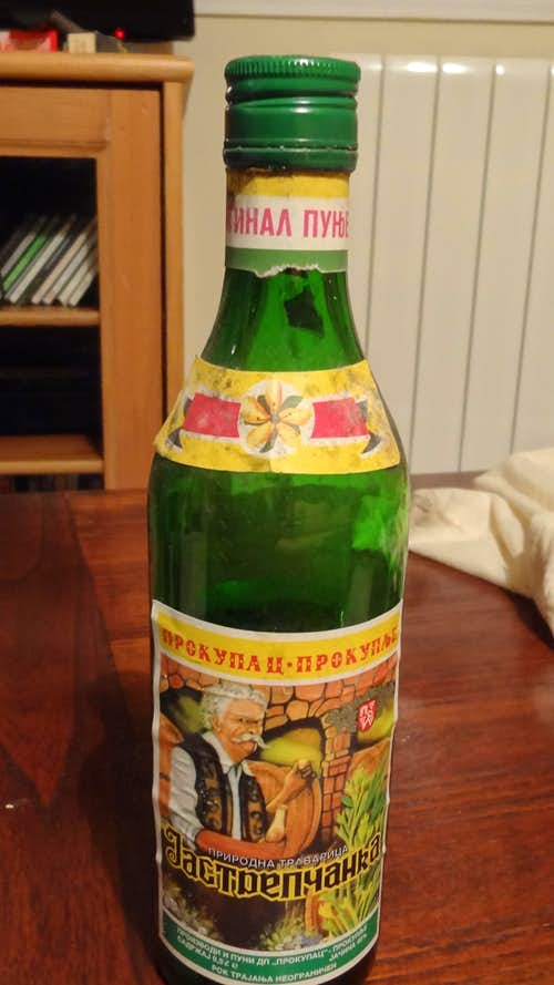 Liqueur from Montenegro. Anyone able to tell me where from ? :)