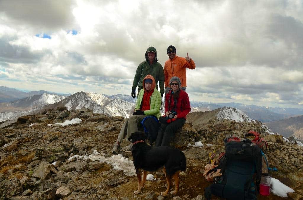 Summit shot #2