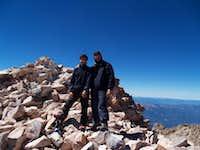 Mt. Shasta With Dad
