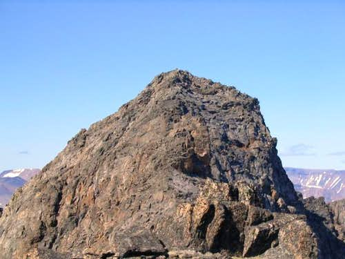 Mt. Caubvick\'s summit...