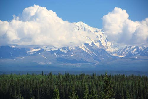 Mount Sanford, Wrangell Mountains