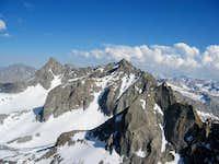 Agassiz Summit looking toward...