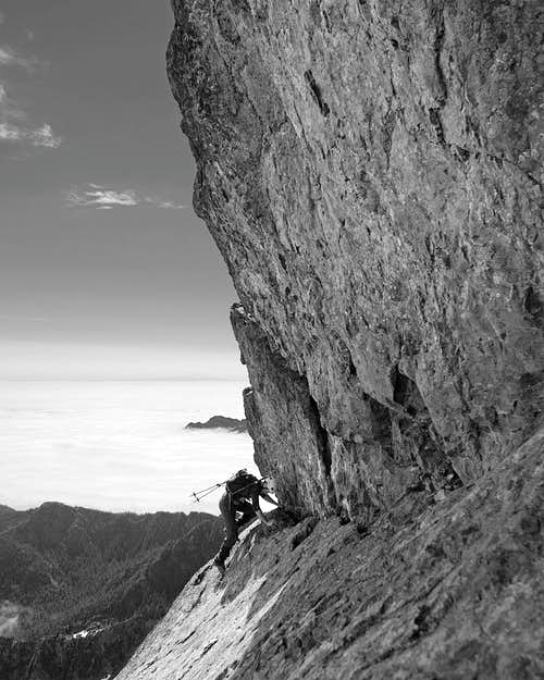 The Fingertip Traverse
