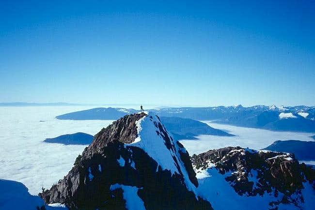 A look at Brunswick's summit...