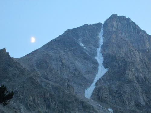 Moon and Whitetail Peak-Beartooth Range MT