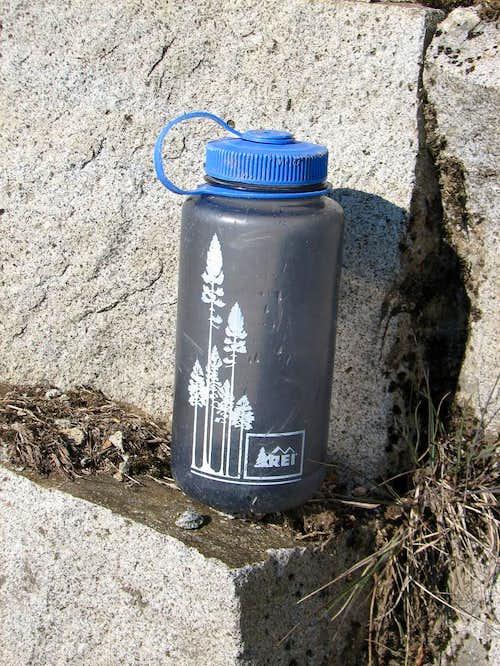 Josh Lewis's Lost Watter Bottle