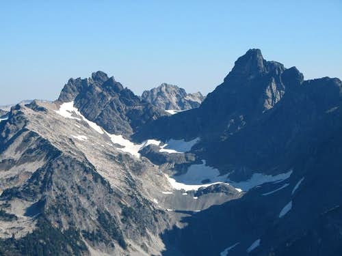 Mount Thomson Summit View