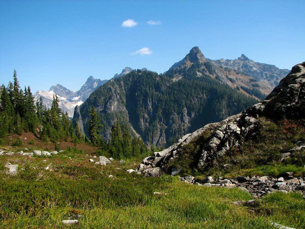 Mount Thomson Basin