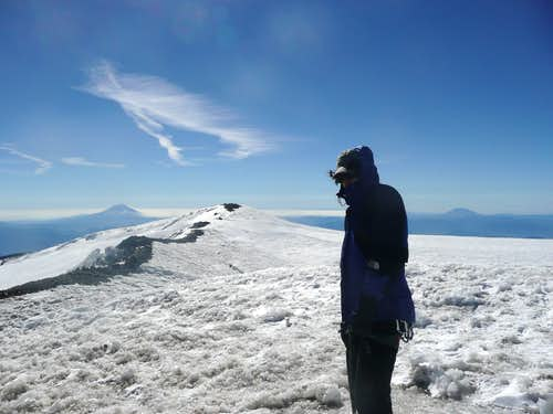 Myself on Rainier