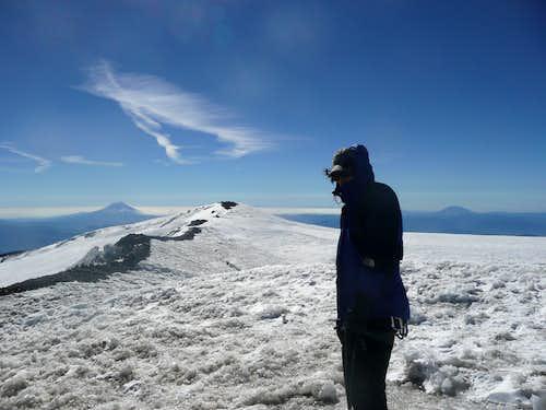 Myself on Rainier