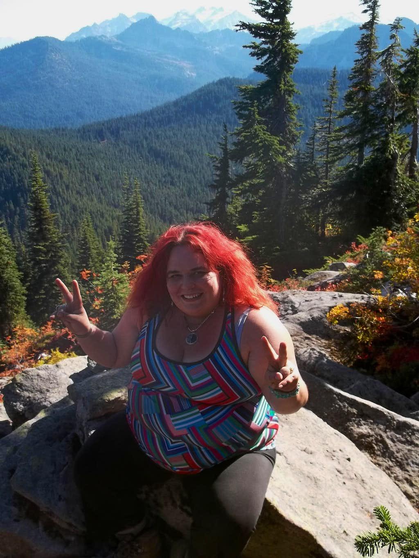 BearQueen on Sawyer Mountain
