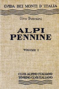 Alpi Pennine Guidebook