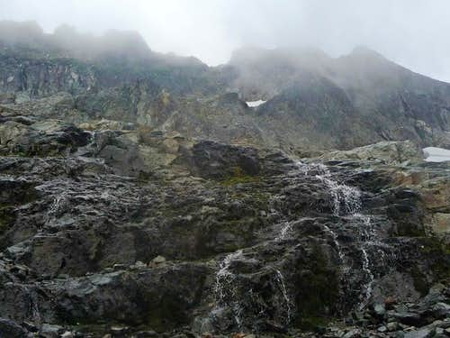 Cascading Waterfalls on Mixup Peak