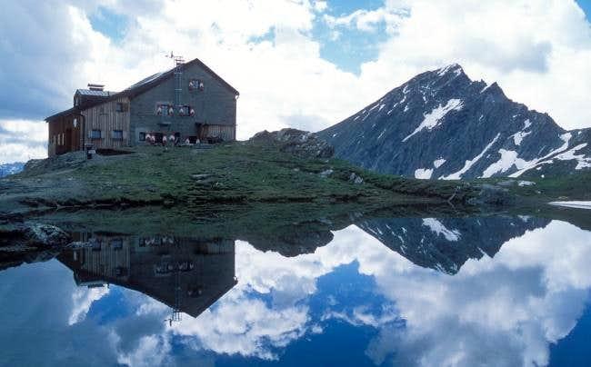 nice reflection at...