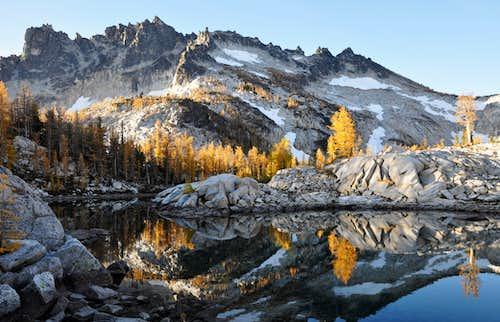 McClellan Peak (WA)