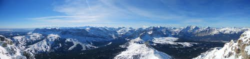 Chief Mountain Panorama