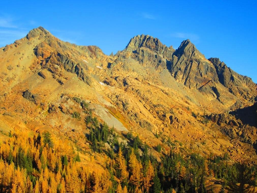 Ingalls Peaks