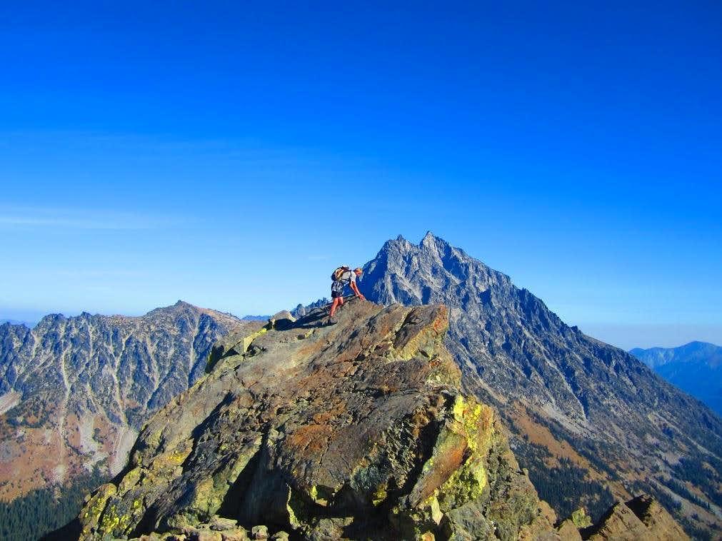 Summit of Ingalls
