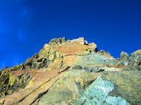 South ridge...