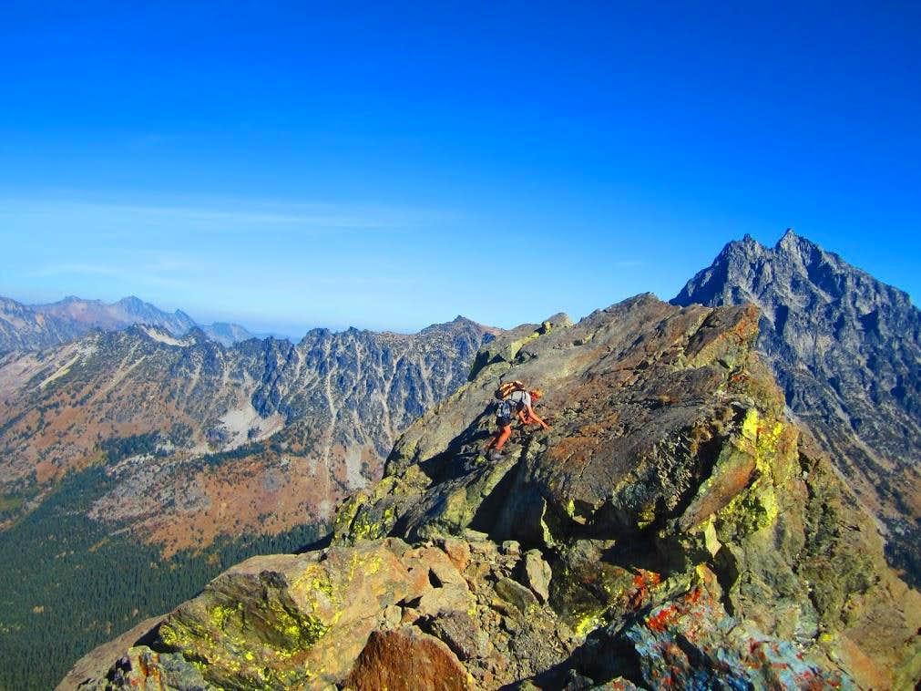Ingalls summit slab