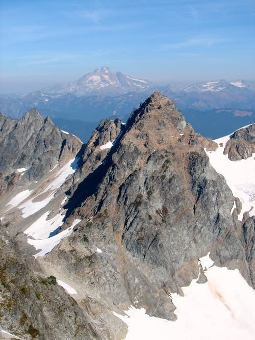 Columbia Peak Summit - Mote Cristo