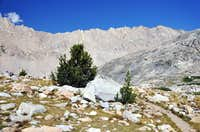 John Muir Trail (north of Forester Pass)