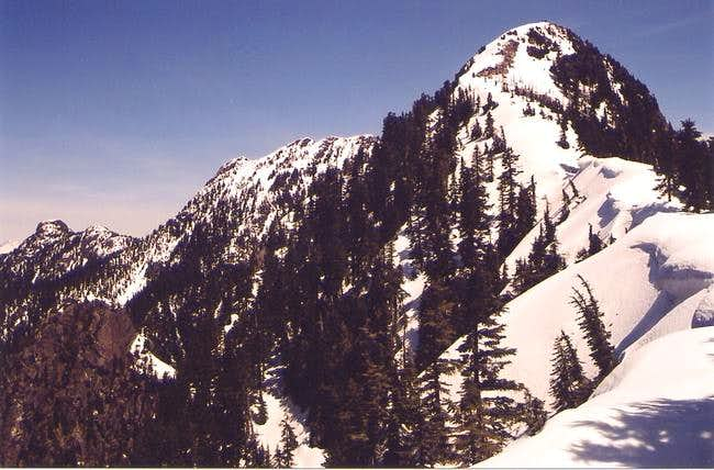 Mount Harvey