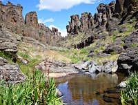 Coyote Creek Hoodoos