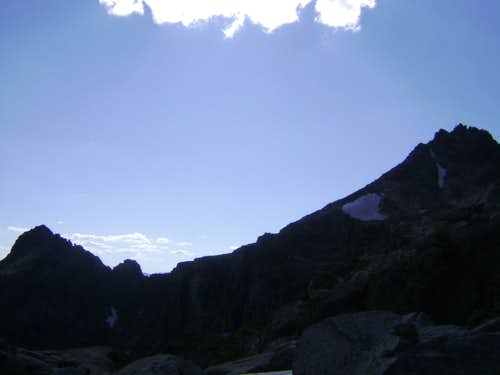 Mt Cowen-Monarch of Paradise Valley Montana
