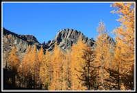 Ingalls Peak Framed