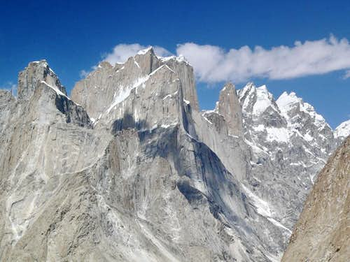 Great Trango Towers, Karakoram, Pakistan