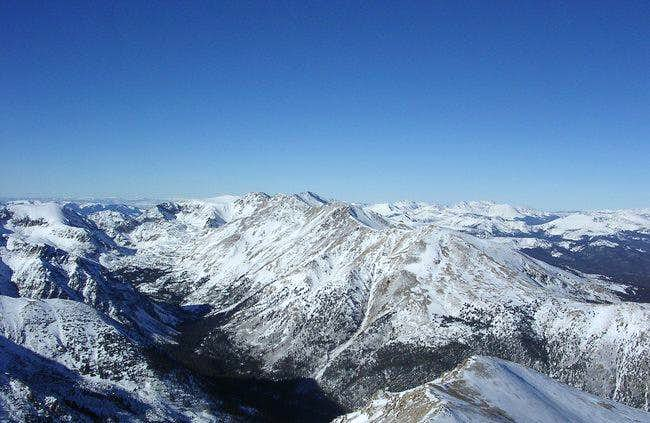 Mount Massive from Elbert's...