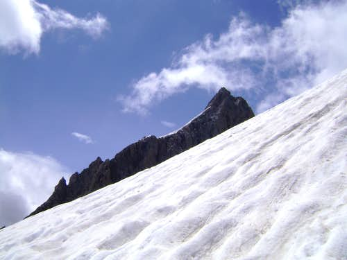 Mount Owen-Koven Route, August 2012