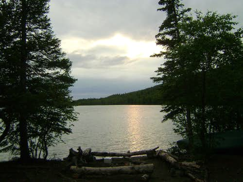 Lake Kontrashibuna-Lake Clark National Park