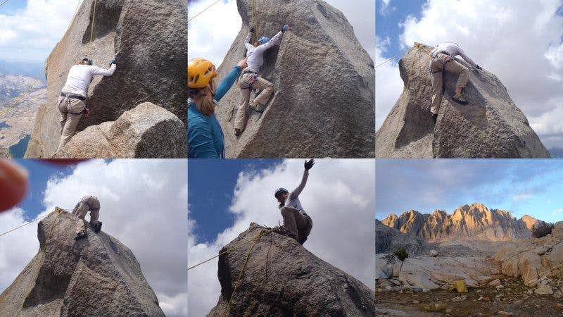T-Bolt Summit Block Sequence