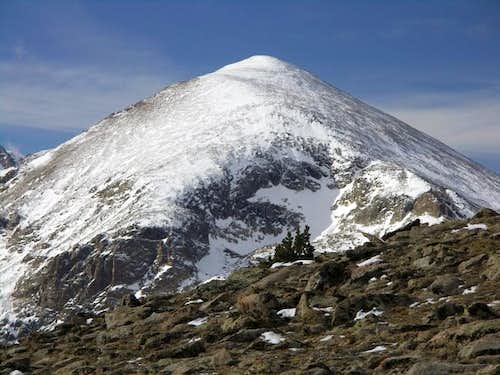 Copeland Mountain\'s East Face