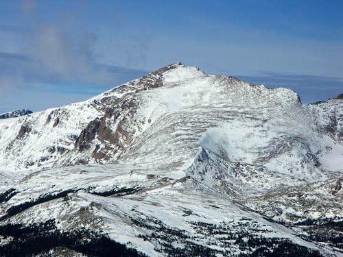 Chiefs Head Peak from Meadow Mountain