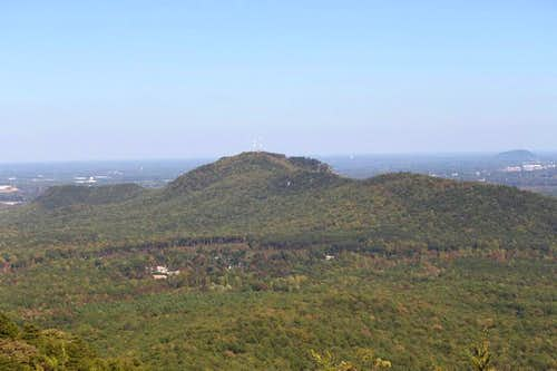 Crowders Mountain from...