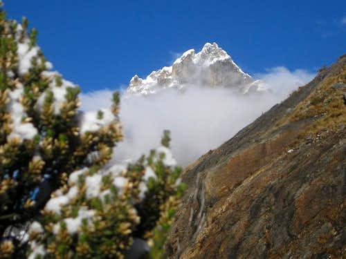 Nevado Shacsha