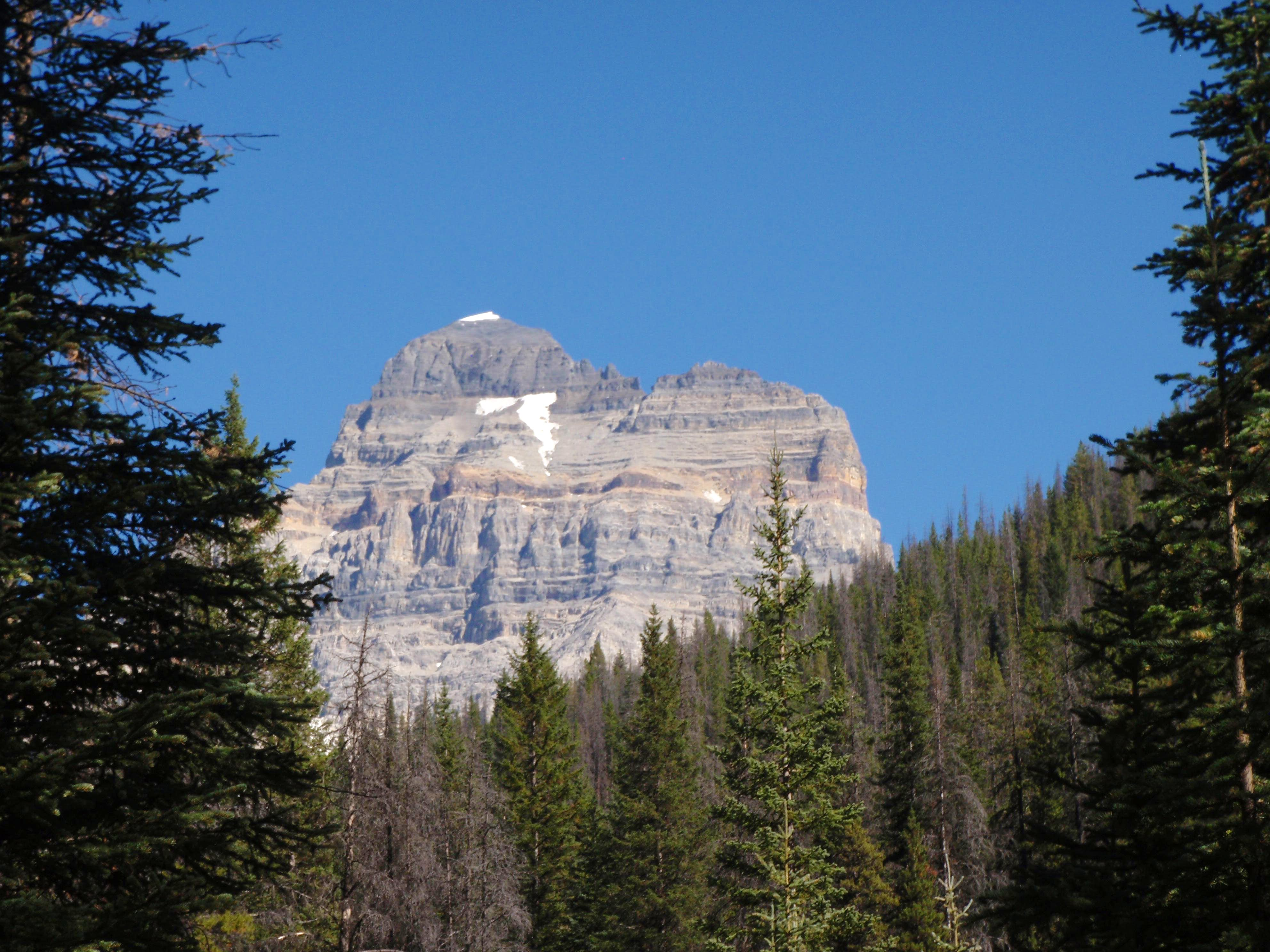 South-West Face of Lunette Peak, Alpine II