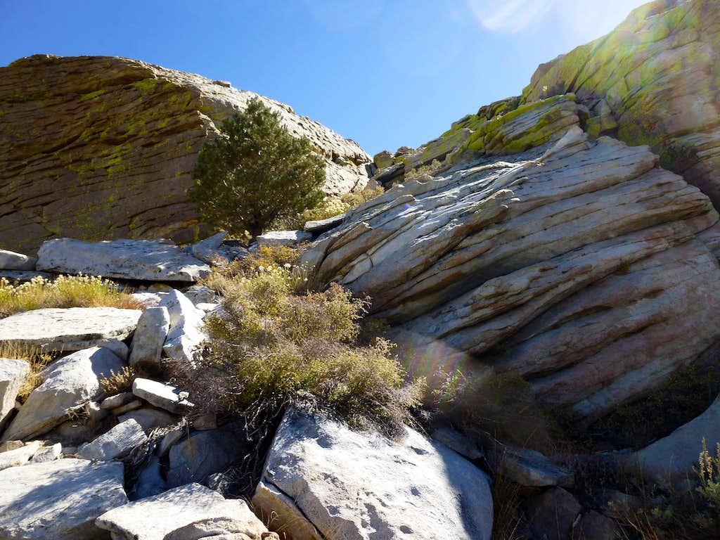North Gully (Rockhouse Peak)