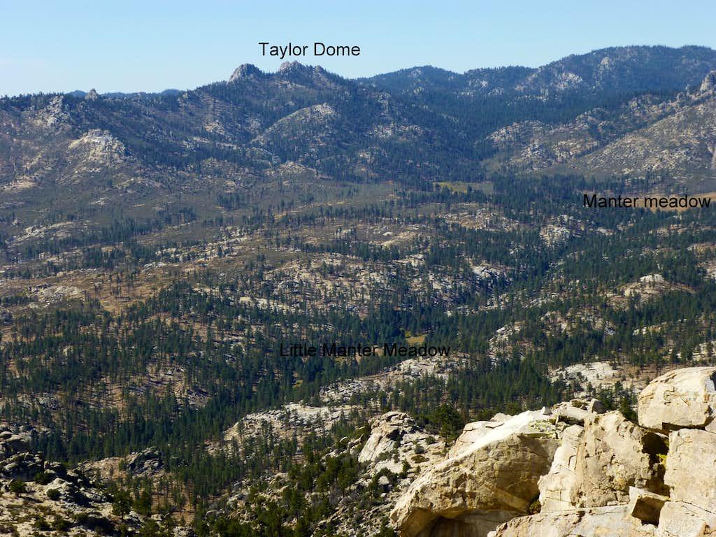 Rockhouse summit view