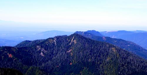 Green Mountain from Fletcher Peak