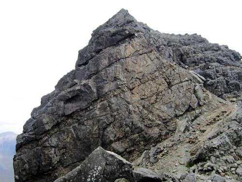 Bruach na Frithe Summit