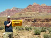 Steeler Nation in the Canyon