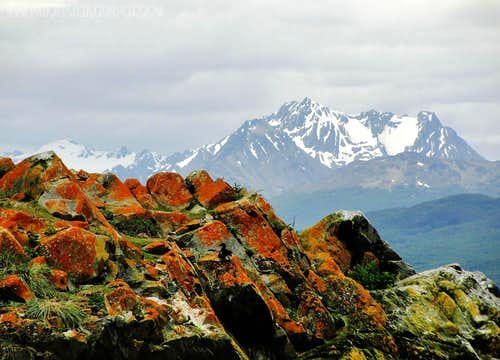 Patagonia: place of a thousand colors...
