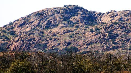 Extreme zoom from Indiahoma Road #2